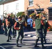 Abbots Bromley Horn Dancers