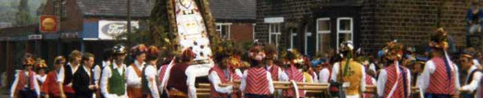Saddleworth Rushcart